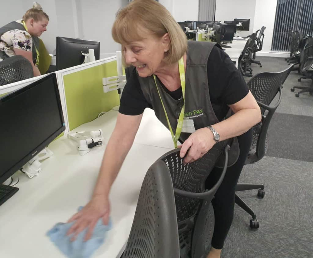 Benefits of outsourcing cleaning