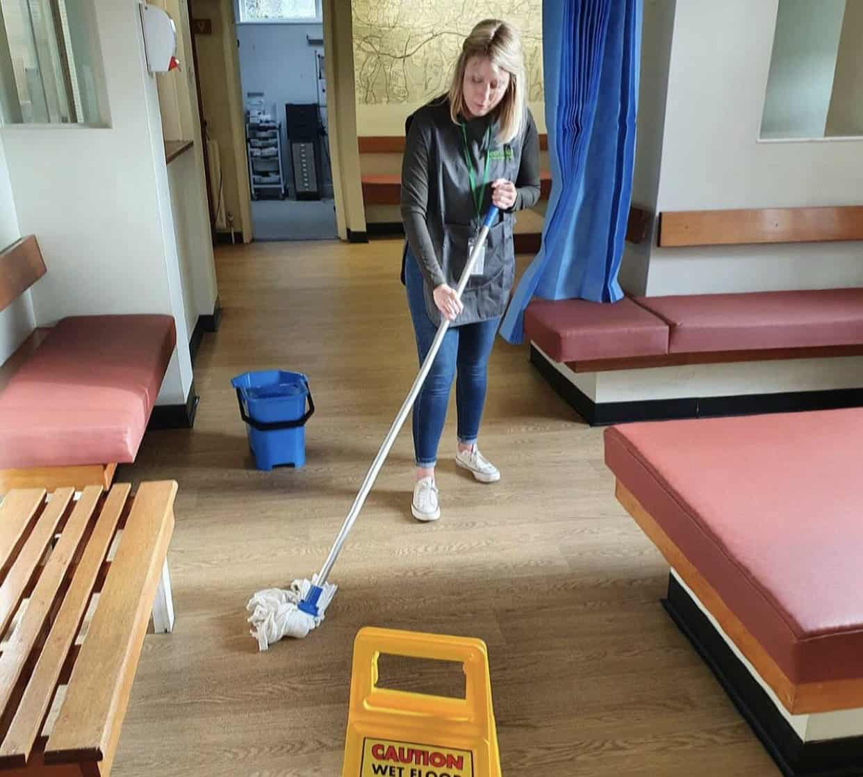 Why should you hire a professional cleaning company?
