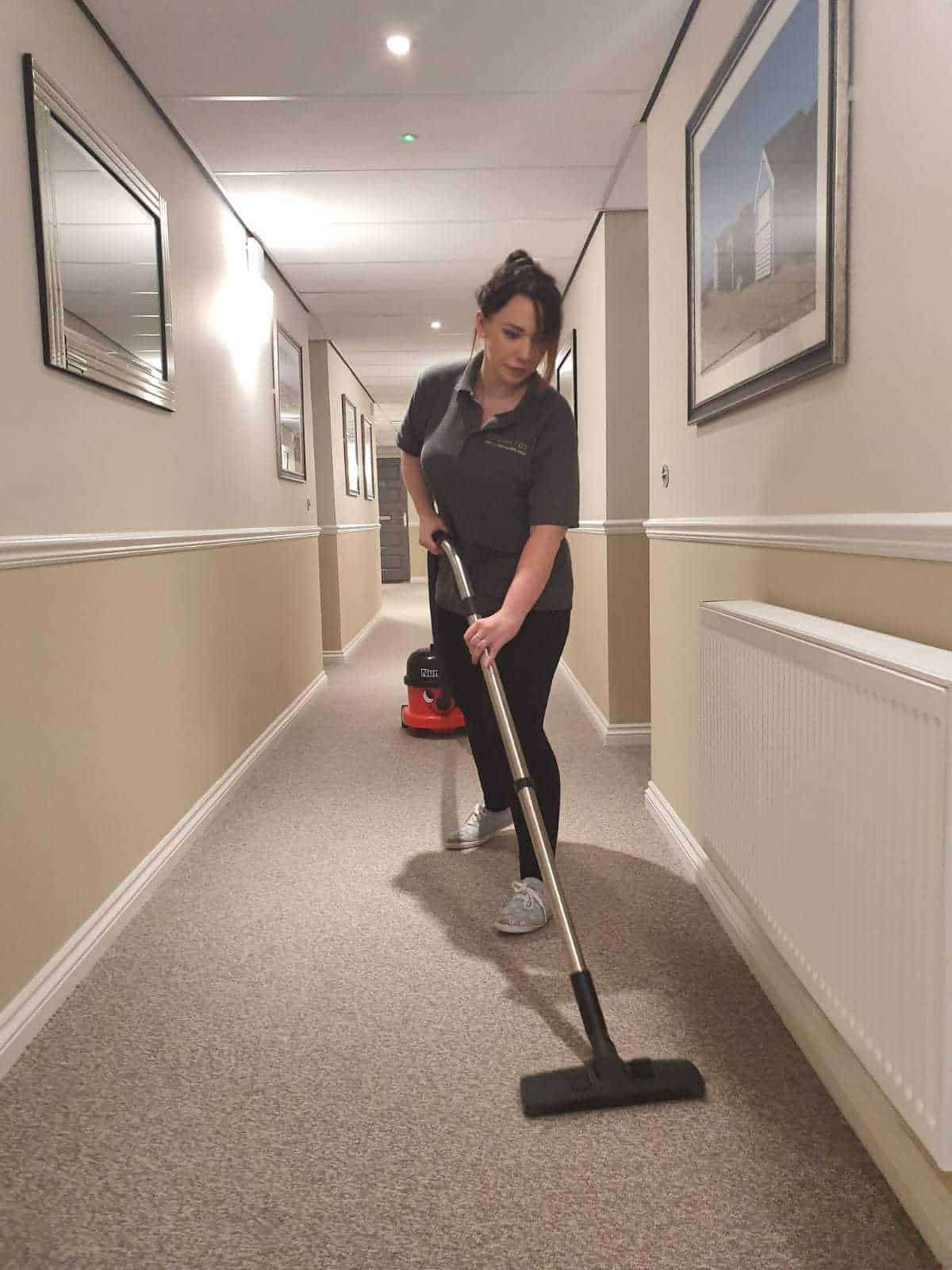 Green Fox Commercial cleaning sectors