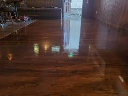 Why is my floor sticky?
