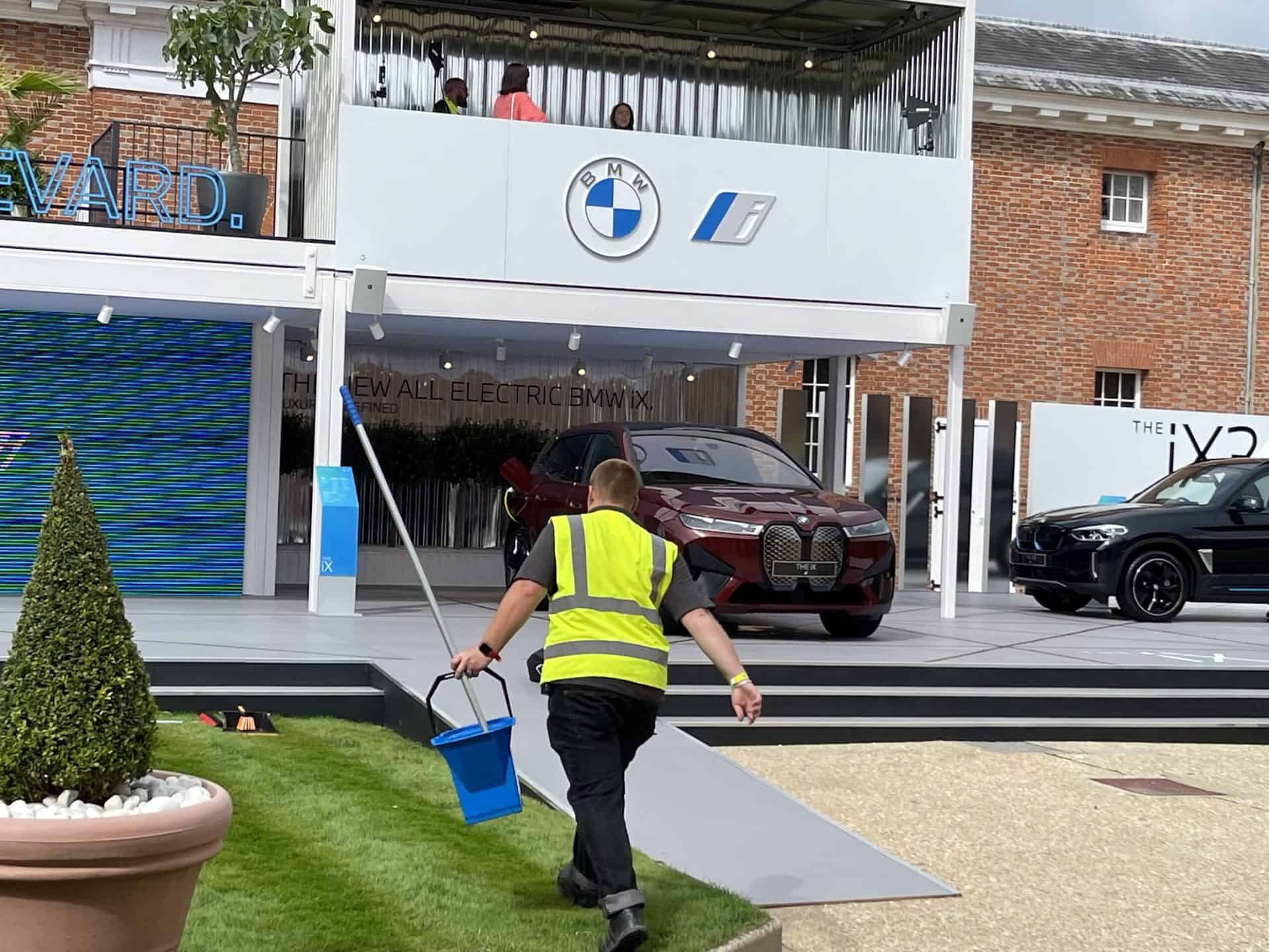 Event cleaning company